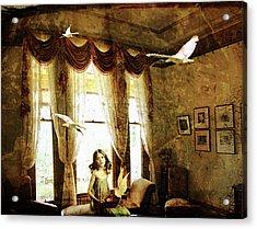 Dreams Of Flight Acrylic Print