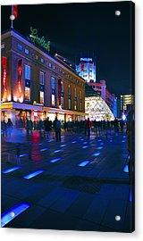 Glow Eindhoven 2011 2 Acrylic Print