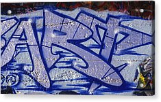 Graffiti Art-art Acrylic Print by Paul W Faust -  Impressions of Light