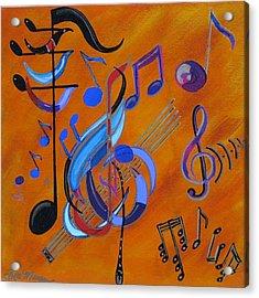 Harmony IIi Acrylic Print