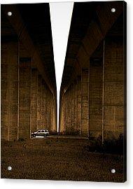 Into The Light Acrylic Print by Patrick Biestman
