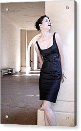 Iona Lynn 1-2 Acrylic Print by David Miller