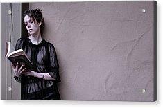 Iona Lynn 2-3 Acrylic Print by David Miller