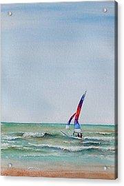 Ipperwash Beach Acrylic Print