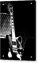 Its All Rock N Roll Acrylic Print