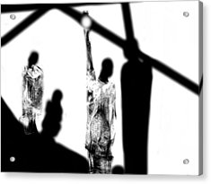 Judgement Day Acrylic Print