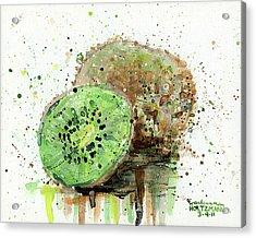 Kiwi 1 Acrylic Print