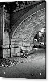 Le Vélo Acrylic Print by I hope you'll like it