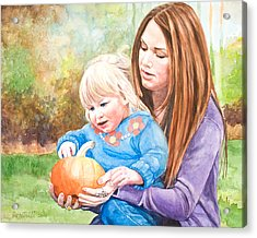 Mary And Grace Acrylic Print