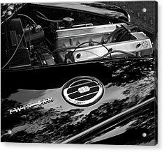 Mga Twin Cam Acrylic Print