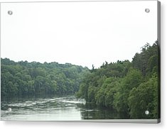Mighty Merrimack River Acrylic Print