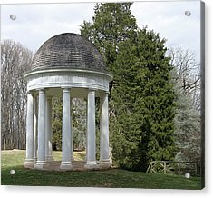 Mr. Madison's Temple Acrylic Print