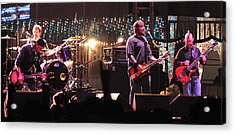 Seether Acrylic Print by Mike Martin