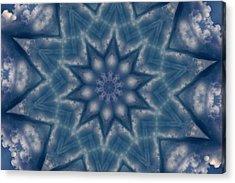Sky Mandalas 6 Acrylic Print