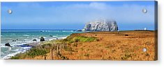 Acrylic Print featuring the photograph Sugarloaf Island Panorama by James Eddy