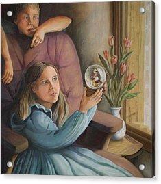 The Gift - Le Cadeau Acrylic Print