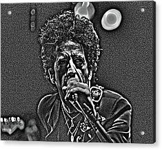 Willie Nile Acrylic Print