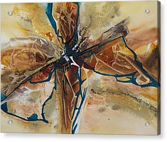 Wind Dance Acrylic Print by Terry Honstead
