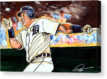 Yaz Canvas Prints