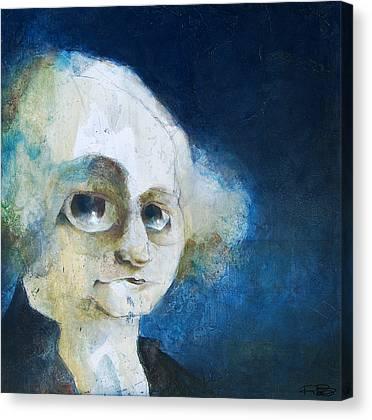 President Paintings Canvas Prints