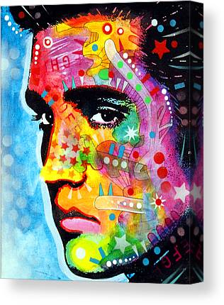 Elvis Canvas Prints