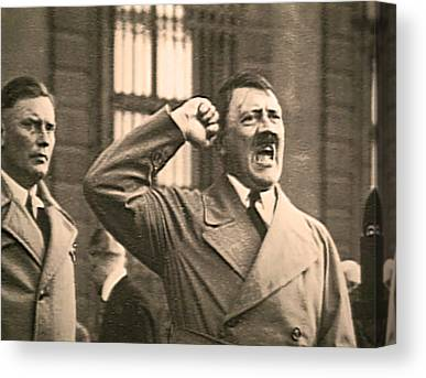 Goering Canvas Prints