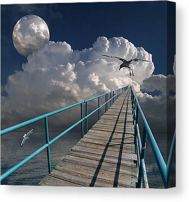 Skyscape Canvas Prints