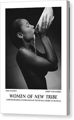 Spiritual Portrait Of Woman Photographs Canvas Prints