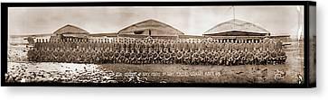 12th Aero Squadron Coblenz Germany Canvas Print
