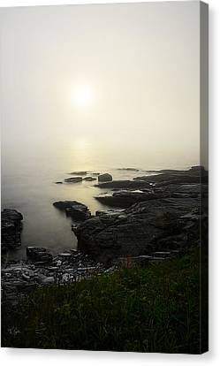 Limelight Of Beyond Canvas Print by Lourry Legarde