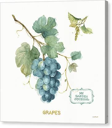 My Greenhouse Fruit IIi Canvas Print