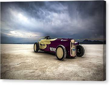 Speed Week Photography And Images By Holly Martin Canvas Print