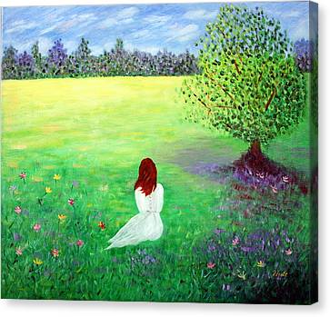 The Meadow..... Canvas Print