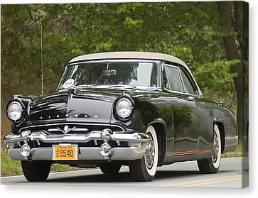 1953 Lincoln Capri Derham Coupe Canvas Print