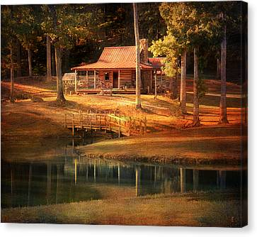 A Place To Dream Canvas Print by Jai Johnson
