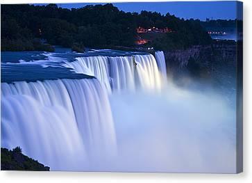 American Falls Niagara Falls Canvas Print