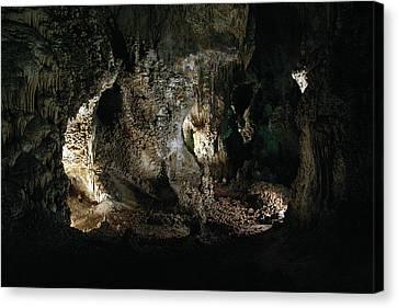 Carlsbad Tunnels Canvas Print