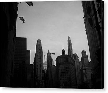 Chicago 3 Canvas Print