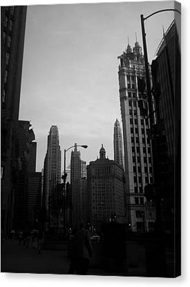 Chicago 4 Canvas Print