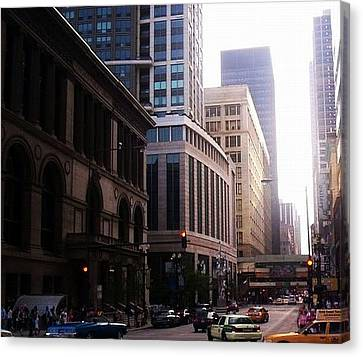 Chicago 6 Canvas Print