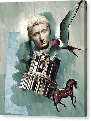 Classical   Canvas Print by Sarah Loft