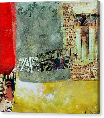 Egyptian Culture 48 Canvas Print by Corporate Art Task Force