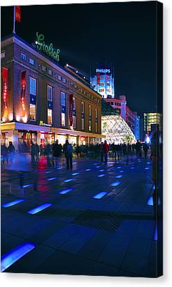 Glow Eindhoven 2011 2 Canvas Print