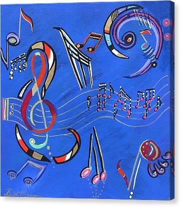 Harmony II Canvas Print