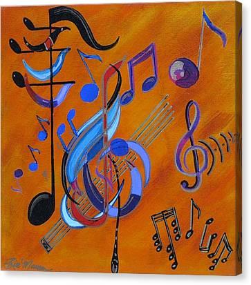 Harmony IIi Canvas Print