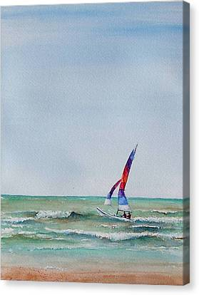 Ipperwash Beach Canvas Print