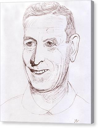 John Wooden Canvas Print