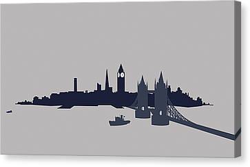 London, Great Britain Canvas Print