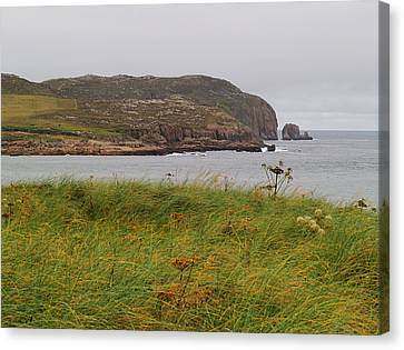 Owey Island Canvas Print