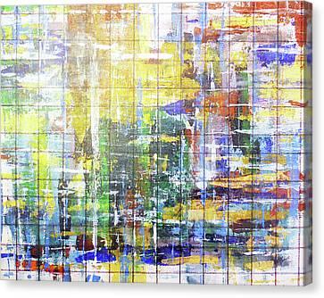 Screen Door Canvas Print by Bobby Jones